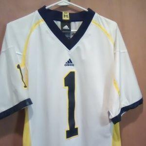 University of Michigan football jersey